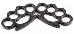 Оптовая безопасности продукта костяшки толщина классической тонкой формы оборудования самообороны ручной пряжки упражнения кулаки