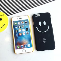 cell phone defender 2019 - Cell Phone Cases For iPhone 6 6Plus Armor Defender Hybrid Heavy Duty Shockproof Cases Cover Smile Face UPS DHL Free