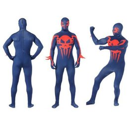 $enCountryForm.capitalKeyWord Canada - (SN831)) Quality Unisex Adult Full Body Lycra Spandex Superhero Cosplay Spiderman Zentai Suits Halloween Costume