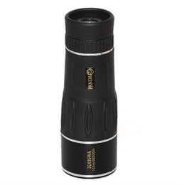 Chinese  HD Monocular 35X95 Camping hunting Telescopes Travel High time monoculars outdoor emergent survival tools kit manufacturers
