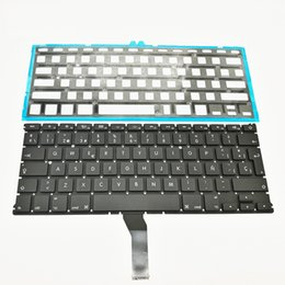 Sp laptopS online shopping - New Spanish Laptop Keyboard For Apple Macbook Air A1369 A1466 SP Latin Keyboard Replacement Backlight Years