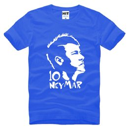 $enCountryForm.capitalKeyWord Canada - New Summer Football Star Neymar T Shirts Men Cotton Short Sleeve Tops Mens Football Soccer T-shirts Fashion Male Sport Tees