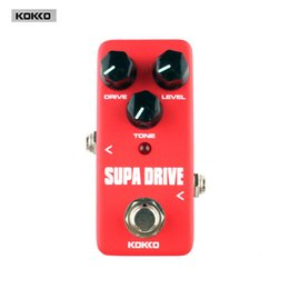 $enCountryForm.capitalKeyWord NZ - New Guitar Parts & Accessories KOKKO FOD5 Supa Drive Classical Effects Pedal for Electric Guitar Guitar effect pedal
