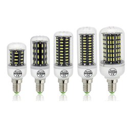 G9 12w Corn Light Australia - Newest Ultra Bright SMD4014 Led Corn Bulb Light E27 E14 GU10 G9 12W 18W 25W 30W 35W Led Bulbs High Quality