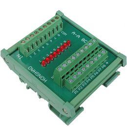 Venta al por mayor de Convertidor de señal de 8 vías NPN a PNP / PNP a NPN