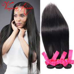 Discount weave styles for black hair 2017 weave styles for black top straight brazilian styles remy human hair weave 3pcs lot silky straight weaves natural black beauty human hair weave for black women weave styles for pmusecretfo Image collections