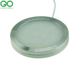 China LED Cabinet Light 2.5W 12V Home Kitchen LED Under Cabinet Lighting 12SMD 2835 Showcase Display Case Gradevin Locker Chest Lights cheap display case cabinet suppliers