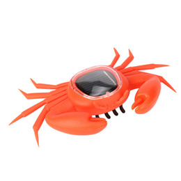 China Wholesale- Educational Solar Powered Crab Gadget Brain Game Kids Toys Aug26 cheap butterfly games suppliers