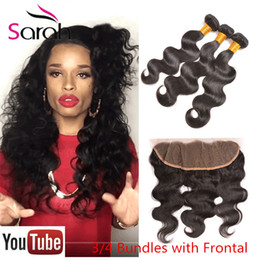 $enCountryForm.capitalKeyWord Canada - 13x4 Burmese body Wave Lace Frontal Closure With Bundles Queen Hair beauty mink Virgin Human Hair weave With frontal Closure Bundles