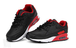 Vente chaude Marque Enfants Casual Sport Chaussures Garçons Et Filles Sneakers Chaussures De Course Pour Enfants Pour Enfants