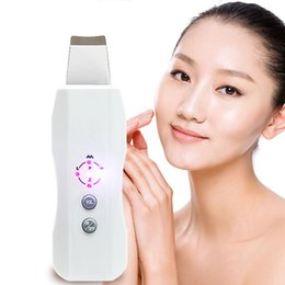 $enCountryForm.capitalKeyWord Canada - Ultrasonic Skin Scrubber Ultrasound Facial Skin Cleaner Anion Ultrasonic Face Skin Peeling Massager Facial Cleaner Scrubber