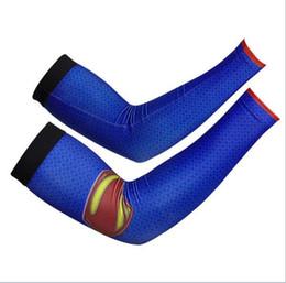 $enCountryForm.capitalKeyWord UK - 1pc Spider-man Section drove UV sunscreen half finger long gloves cuff outdoor arm sleeve sun hand protection
