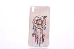 eyes case silicone UK - For Huawei Y3 Y5 Y6 II 2 TPU Soft Case Flower Cartoon Owl Dream catcher Eye Heart Tiger Dandelion Never stop dreaming Silicon gel Skin Cover