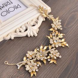Wholesale bridal hair accessories bridal headbands crowns tiaras for wedding headdress for bride dress headdress accessories party accessories