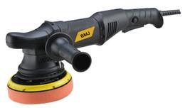 car actions 2019 - Wholesale- big throw thread 21mm random orbital dual action car polisher buffer cleaner 700w 220v 110v 6 speed dail vari
