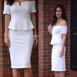 Vestidos blancos elegantes online