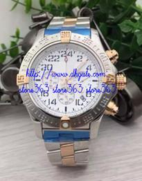 $enCountryForm.capitalKeyWord Canada - luxury brand watches men chronomat blackbird special edition watches two tone watch quartz chronograph watch men wristwatches