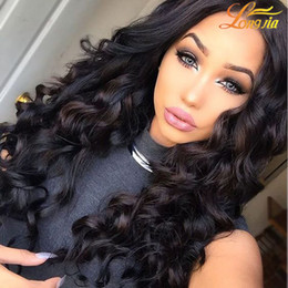Wholesale Brazilian Virgin Hair Loose Wave Hair Extensions Longjia Product Unprocessed Brazilian Human Hair Weave Bundles A Grade Double Weft