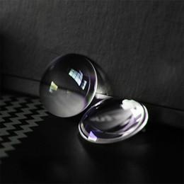 DIY DIY BiConvex Objektiv für Google Pappe 3D VR Gläser Optisches Glas Google Pappe 20pcs / lot 25 * 45MM
