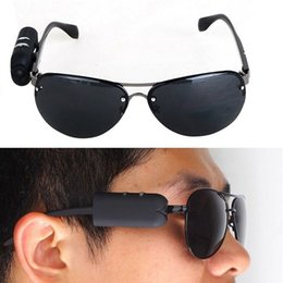 Video sunglasses online shopping - Wearable Eyewear pinhole camera HD P Digital Frame SUNGlasses Mini DV DVR Camera Sunglasses video recorder camera support TF card