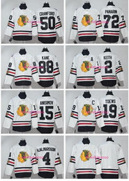 4735f725 2017 Winter Classic Chicago Blackhawks hockey jersey #19 Jonathan Toews #72  Artemi Panarin #88 Patrick Kane Premier Jersey Mix order