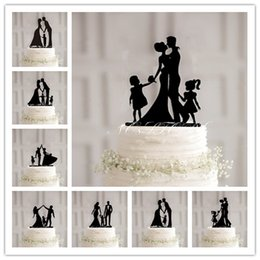 Family Wedding Cake Toppers Online | Family Wedding Cake Toppers for ...