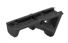 Marcado PTS Angled Fore-Grip2 Airsoft Foregrip Fore Grip Negro / DE envío gratis en venta