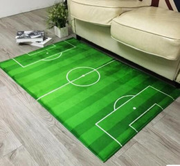 Baby Football Carpet On The Floor Mats Rugs And Carpets Modern Area Rug For  Home Living Room Alfombra Infantil Dormitorio