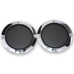 $enCountryForm.capitalKeyWord NZ - Wholesale- 2Pcs 3Inch Speaker Protective Net Tweeter Grille Waffle Mesk Grills Special 3-inch Audio Accessories Speaker