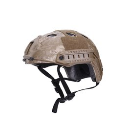 Helmet fast online shopping - Fast protective jump type helmet military tactical accessories airsoft top quality parachuting helmet