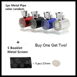 hookah gifts Australia - Mini Plastic Water Pipe Portable Tobacco Smoking Pipes Gift Water Shisha Hookah Filter Tube Holder