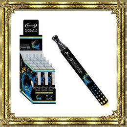 E Hookah Fantasia Pen UK - 2017 hot Fantasia Disposable Cigarette E HOOKAH 800 Puffs Various Fruit Flavors Colorful Pens Electronic Cigarette vape pens wholes