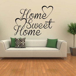 Home Sweet Home Wall Art discount funny wall art quotes | 2017 funny wall art quotes on