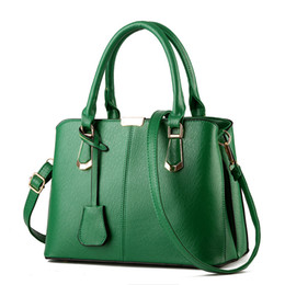 5fd0167b7614 2017 Spring and summer high quality sweet fashion leather bags candy color  women shoulder handbags lady party hand bags