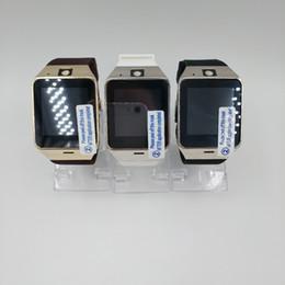 $enCountryForm.capitalKeyWord NZ - 2017 Fashion MTK6261D Aplus Smart Watch GV18 Support SIM TF Card NFC Communication Bluetooth3.0 550mAh Battery Long Duration