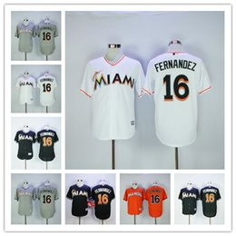 b76836509 cheapest mens miami marlins 16 jose fernandez green salute to service  stitched mlb majestic cool base