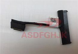 free sata hdd Canada - Genuine New Free Shipping For DELL Latitude E5450 laptop SATA Hard Drive HDD Connector Flex Cable 8GD6D 08GD6D