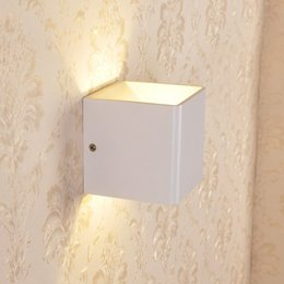 Bathroom Sconces Up Or Down discount modern up down outdoor wall sconce | 2017 modern up down