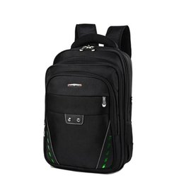 1371a94c4214 The golden age of Korean star tide large capacity travel leisure male  students shoulder bag backpack wholesale