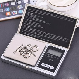 Coin Scale NZ - Mini Pocket Digital Scale Kitchen Scales Home Measuring Tools Coin Gold Jewelry Weigh Balance LCD Precise Jewelry Scale