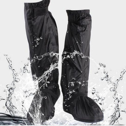 $enCountryForm.capitalKeyWord NZ - Motorcycle Cycling Rain Proof Boots Shoes Cover Rain Gear Skiing Fishing Camp Waterproof