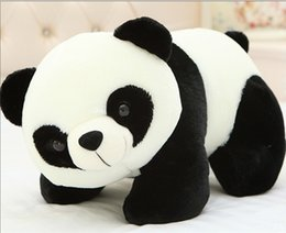 $enCountryForm.capitalKeyWord Canada - New Arrival 20cm Cute Lovely Panda Plush Toy The Best Gift For Kids Appease Doll