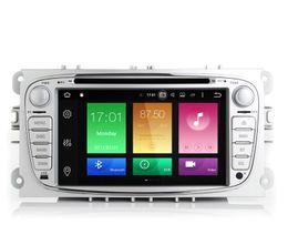 $enCountryForm.capitalKeyWord Canada - 8 Core 4G RAM Android 8.0 9.0 Double Din Car DVD For Ford Galaxy Focus Mondeo C-max S-Max WIFI 4G GPS Navi Multimedia BT Phonebook OBD DVR