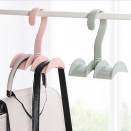 $enCountryForm.capitalKeyWord Canada - Handbag Purse Bags Holder Hook Hanger Hanging Rack Storage Organizer For Wardrobe Closet - Ties,Cap,Belts Hanger