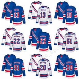 online store bb752 3e1b9 new york rangers kreider jersey