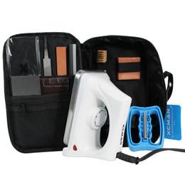 HT Ski Snowboard Komplettes Waxing und Tuning Kit Storge Tasche für Travling und Storge Tools Tasche mit Reißverschluss