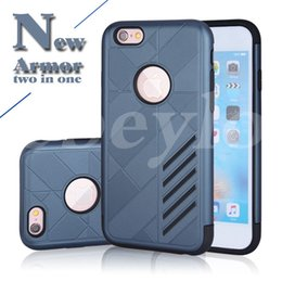 Caseology Case Cell Phone Shockproof Rugged Cover Hybrid TPU + PC Armor  Cases For IPhone 5 6 6S 7 Plus Samsung S7 S6 Edge