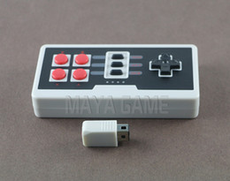 nes classic mini 2018 - Wireless Plug and Play Gaming Controller for NES Classic Edition Gamepad for NES Mini Button Controller With Wrireless R
