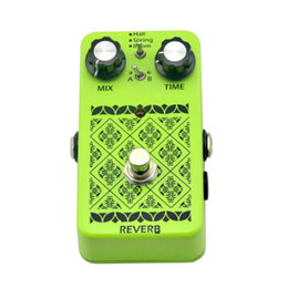 Echo Pedals UK - Hand Made LANDTONE-R-3 Reverb Guitar Effects Pedal True Bypass FREE SHIPPING