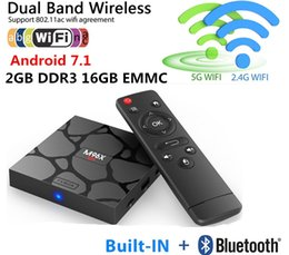 online shopping Android Smart TV BOX GB RAM GB ROM Dual Band Wifi G G Bluetooth Quad Core Amlogic S905x P Full HD Media Player M96x MINI